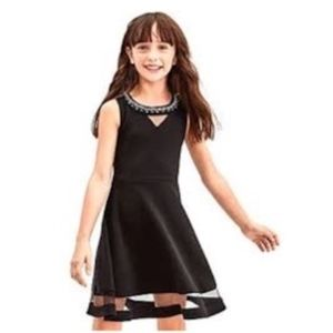 The Children's Place Dresses - The Children's Place black party dress with jewels